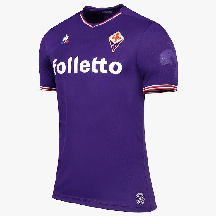 First Club With 5 Player Kits - ACF Fiorentina 17-18 Home + 4 Away Kits  Released - Footy Headlines f6f14f89c