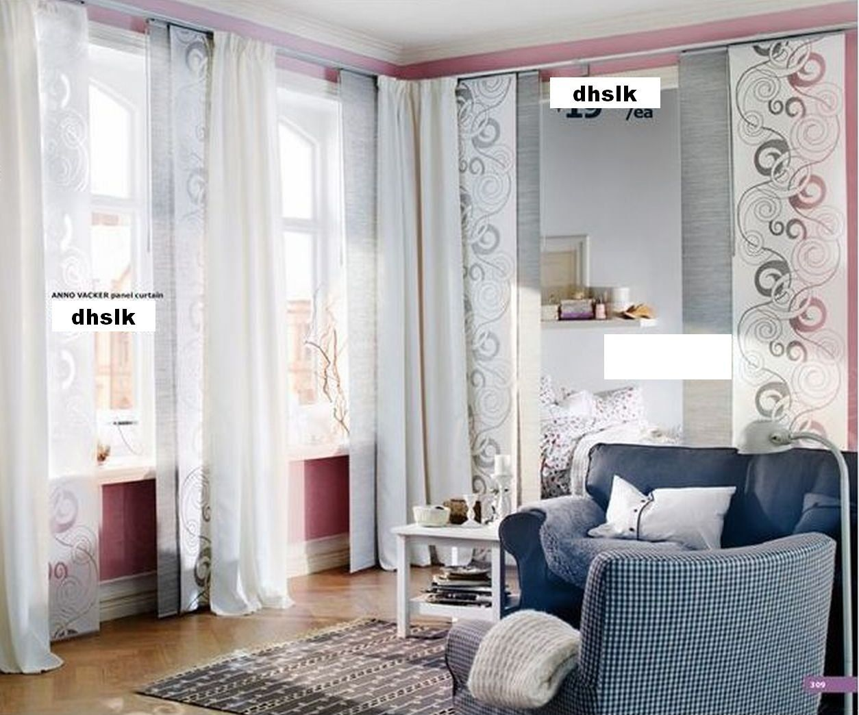 Grey and white curtains ikea - Panel Curtain Ikea 17 Best Images About My Style On Pinterest Grey Cabinets Silo Series