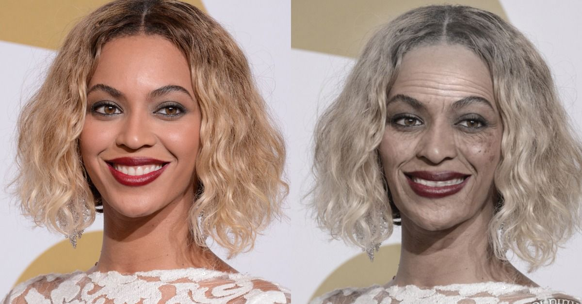 A Disturbing Look at Today's Celebrities, 60 Years in the