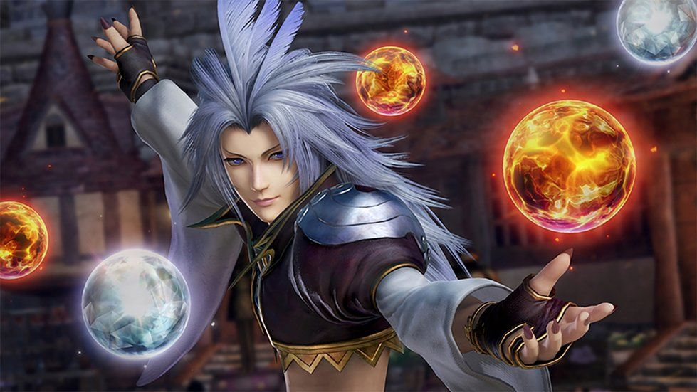 Kuja Assassin Class In Dissidia Final Fantasy Nt Video Game 1920x1080 Wallpaper Final Fantasy Collection Final Fantasy Final Fantasy Ix