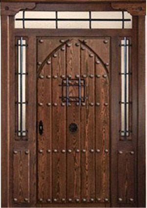 Puertas de madera rusticas buscar con google un arte - Puertas rusticas de madera ...
