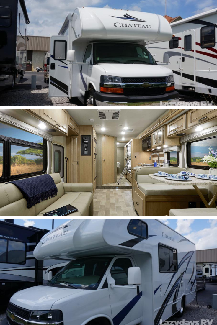 How Wide Is A Class C Motorhome