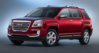 Der Neue Chevrolet Traverse Und Gmc Terrain In Detroit Starten