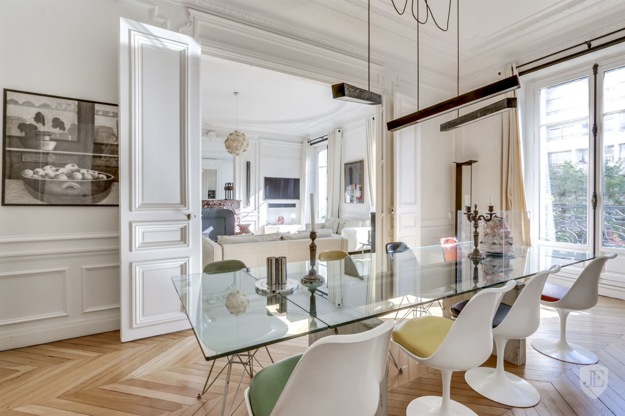 Apartment in PARIS France for sale on JamesEdition | Home ...