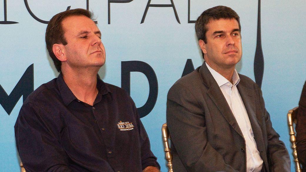 Homem forte de Paes opera esquema de corrupção no Rio - Brasil - Notícia - VEJA.com