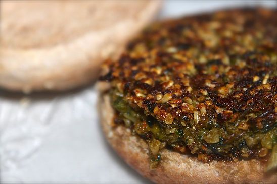NeoHippy | Sprouted Lentil Burgers