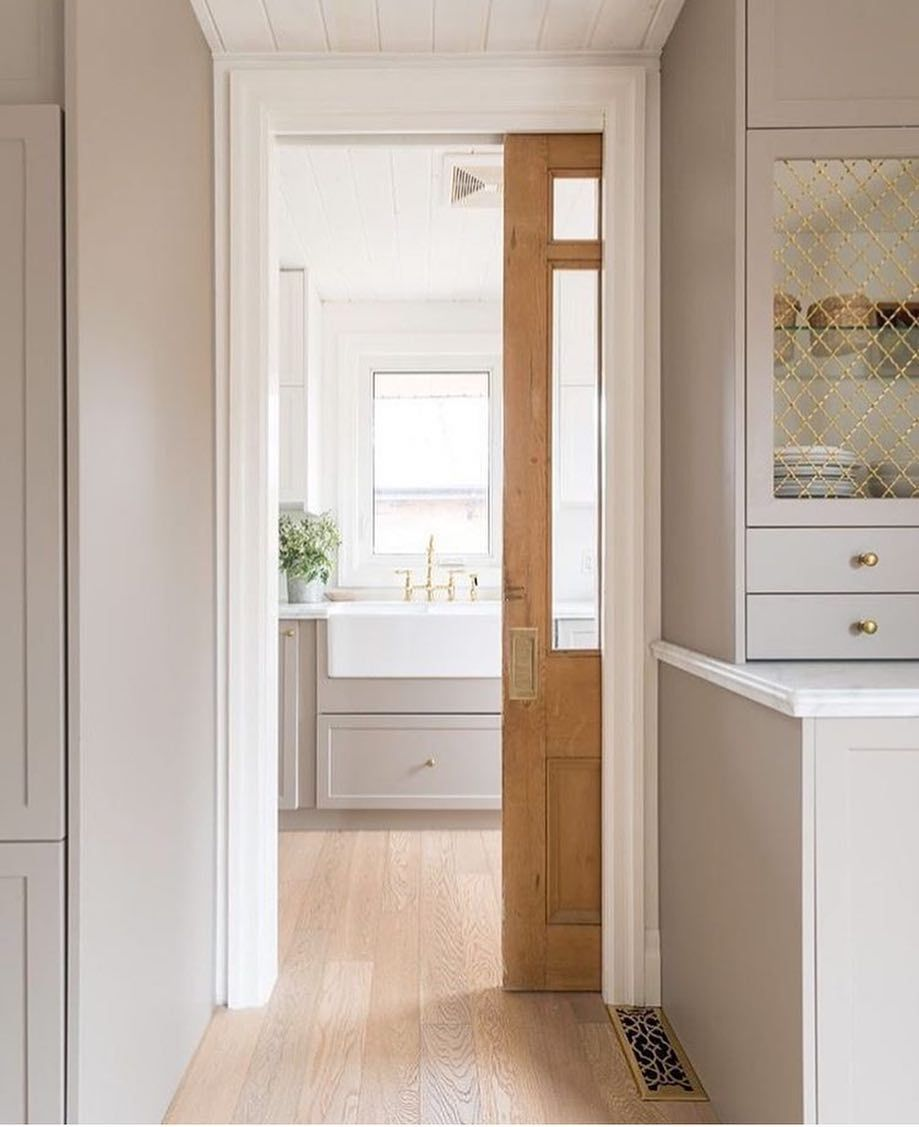 This Pocket Door Pantry Situation Is Simply Too Good To Be True