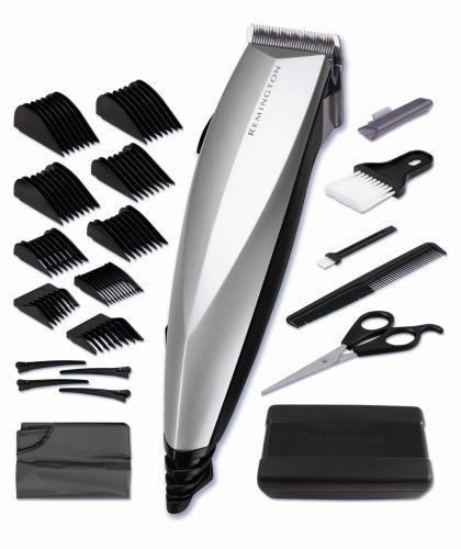 Remington Hc 8017b Precision 22 Piece Corded Haircut Kit By