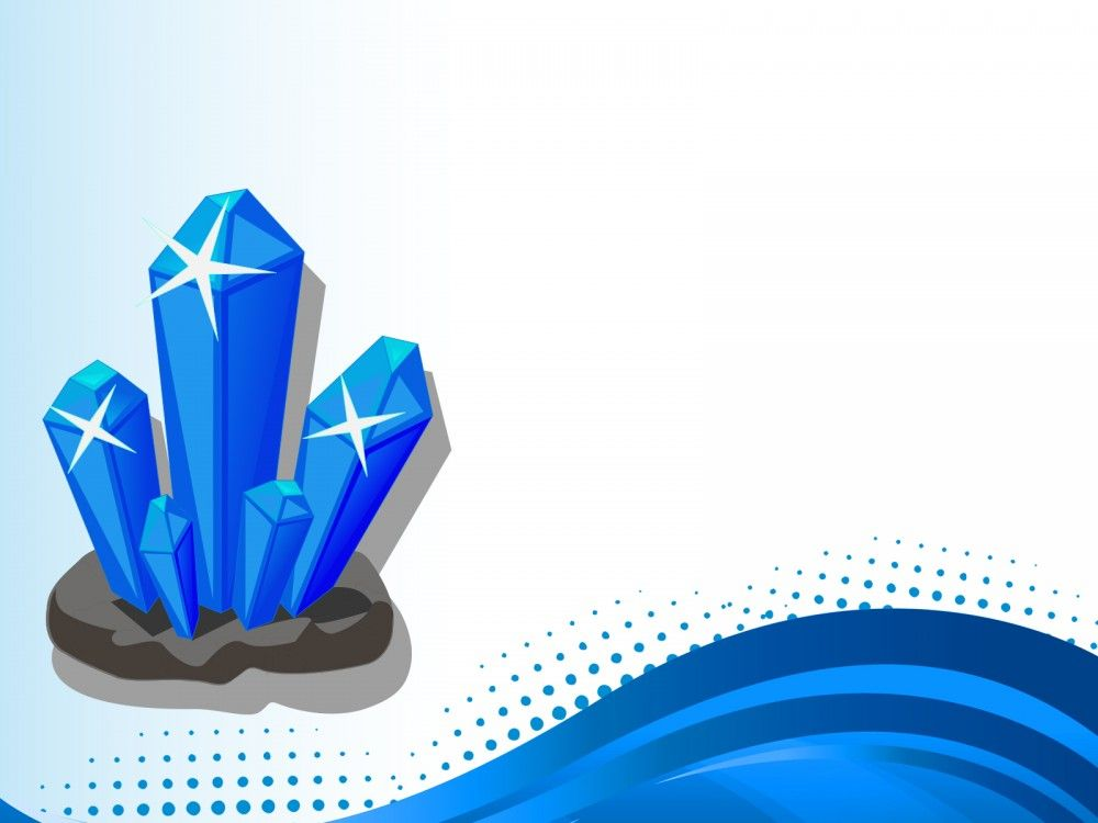 3D Crystal Powerpoint Template Is A Free Powerpoint Template With