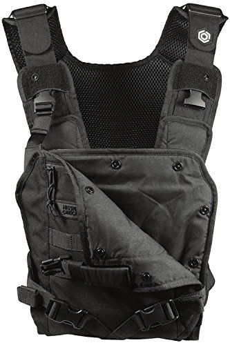 cd172088b1a Mission Critical Mens Baby Carrier Baby Carrier for Dads Black ...