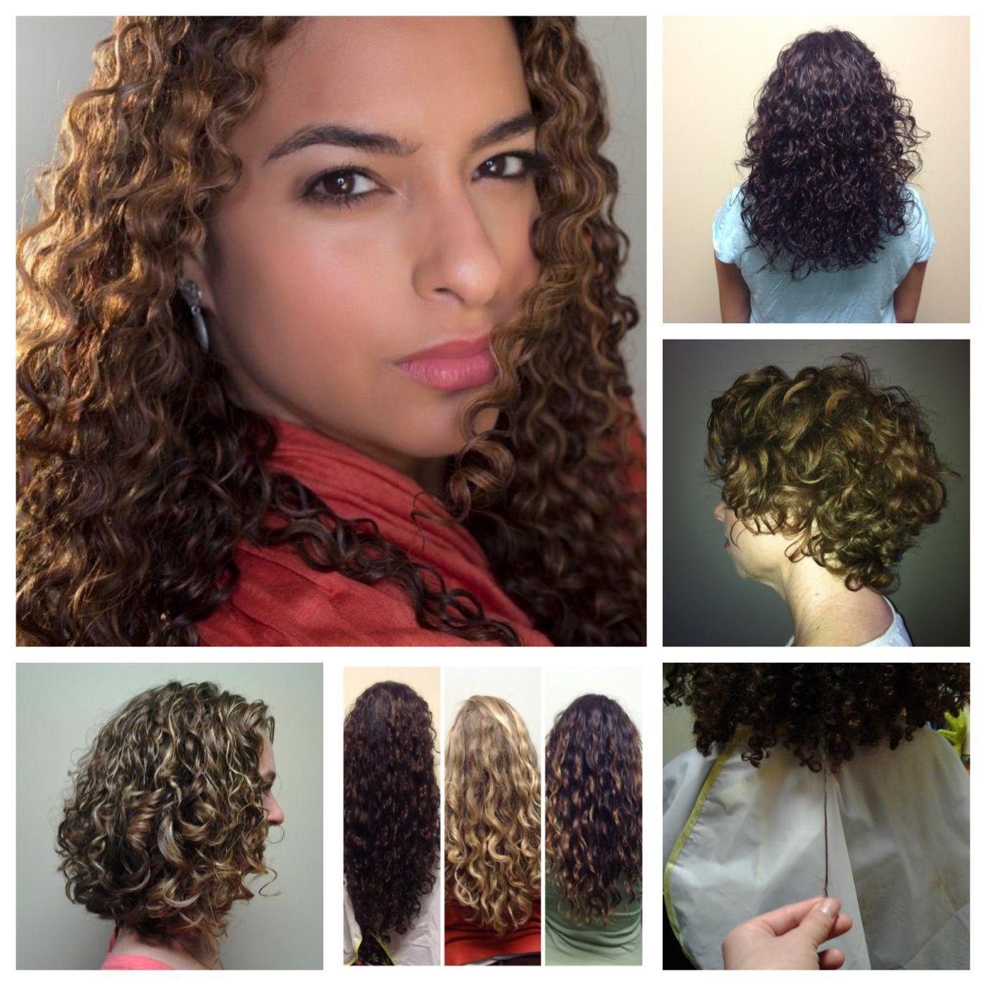 Salon Feature: Scott Musgrave of Scott Musgrave Hair in Cary, NC. |  Jessicurl | Curly Hair Products | Hair styles, Curls for long hair, Wand  hairstyles
