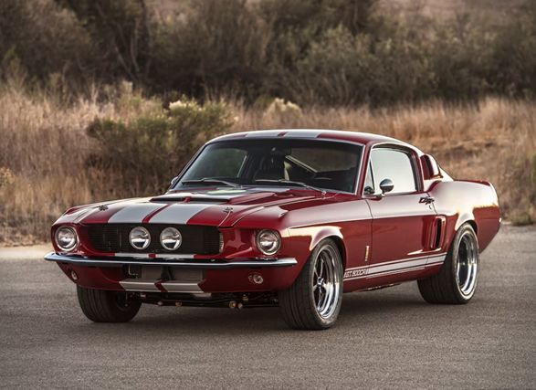Ford Mustang Gt500cr Ford Mustang Klassische Autos Und Mustang