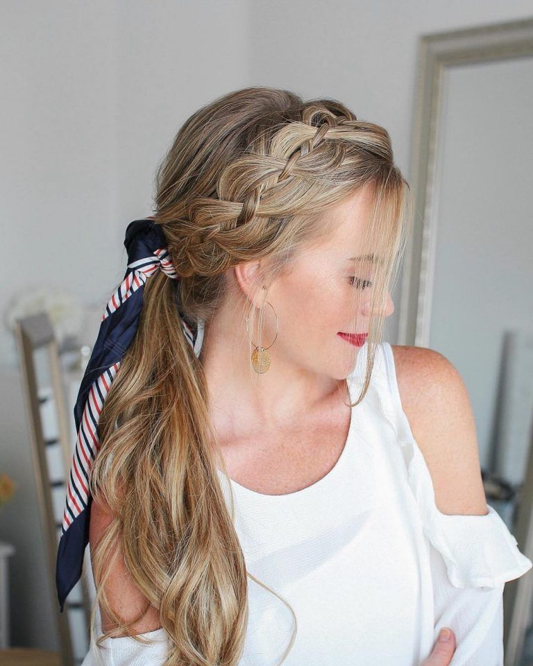 10 Creative Ponytail Hairstyles For Long Hair Summer Hairstyle Ideas 2020 Short Hair Styles Easy Long Hair Styles Hair Styles