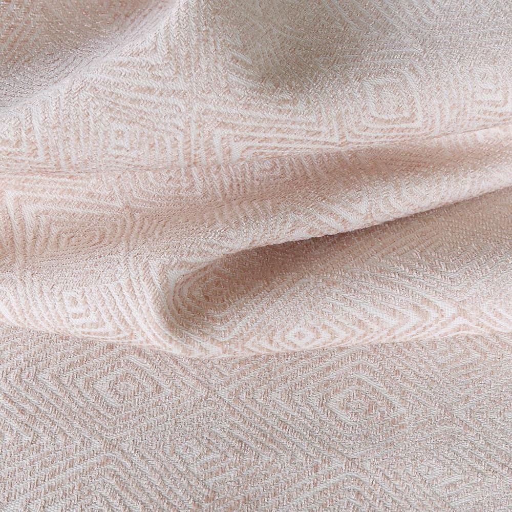 Set In Motion Blush Fabric Tonic Living Fabric Chenille