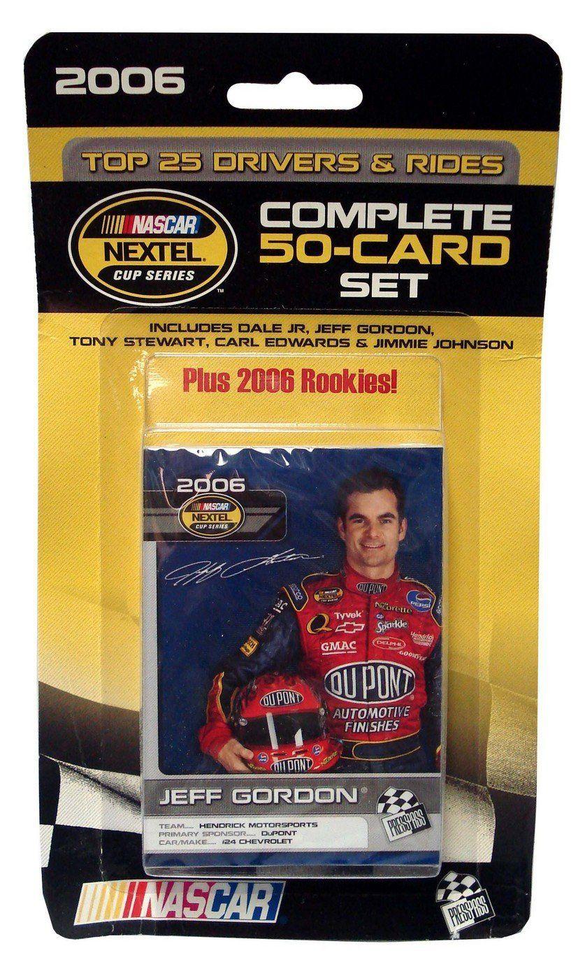 2006 press pass 50 card set cards baseball cards sports