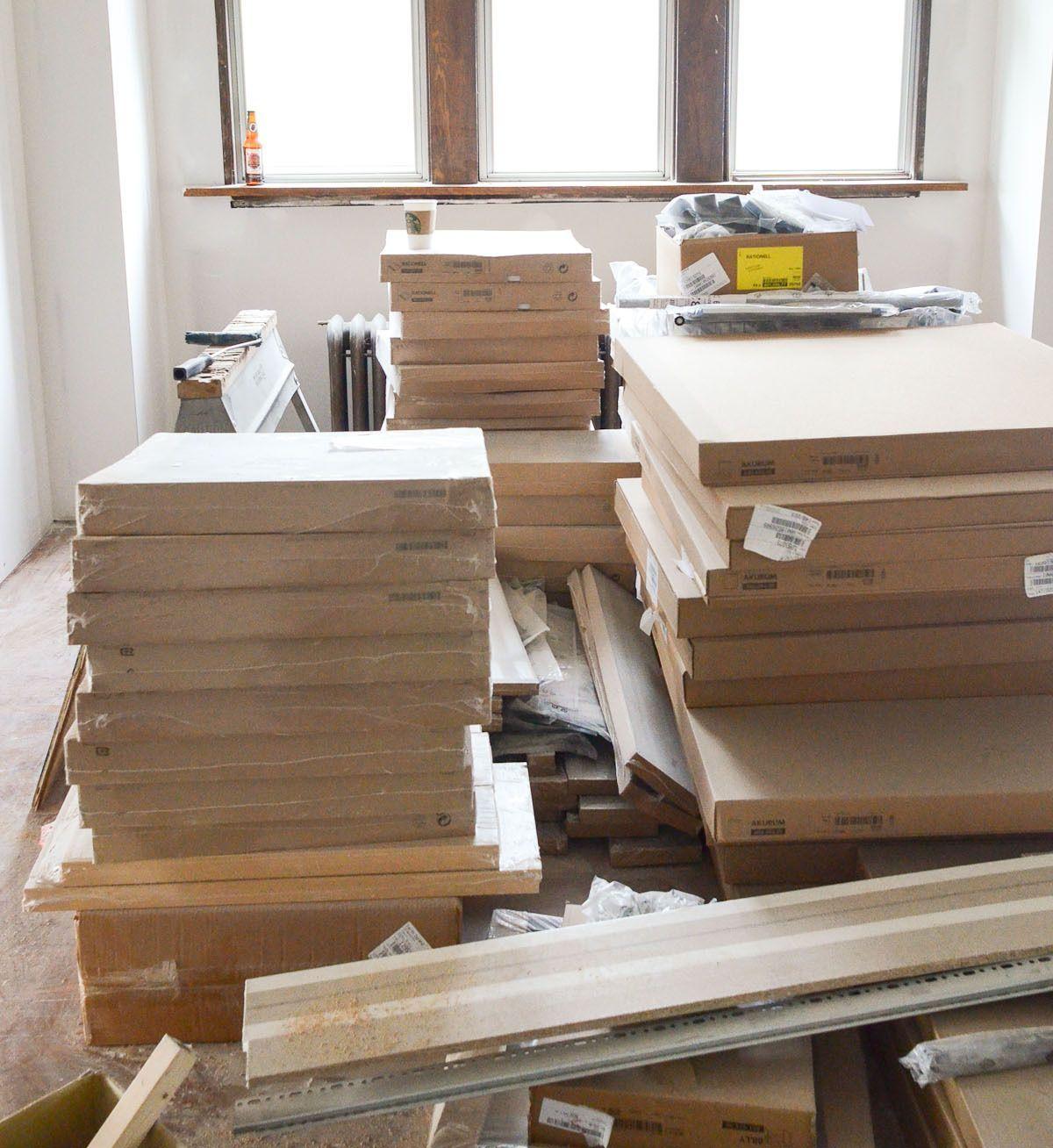 Faithus kitchen renovation how we assembled u installed our ikea