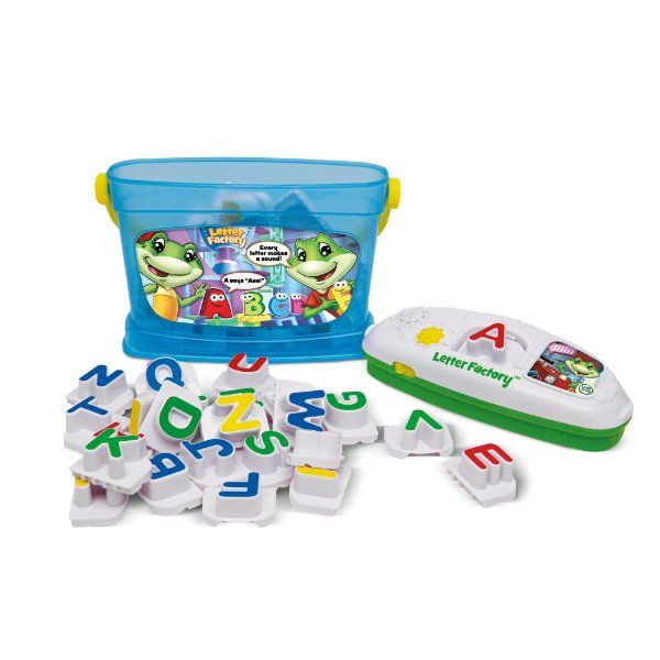 LeapFrog Letter Factory Phonics:Amazon:Toys & Games