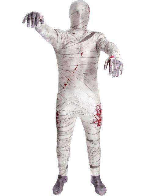 Boys Mummy Morphsuit - Party City Canada | costume ideas ...