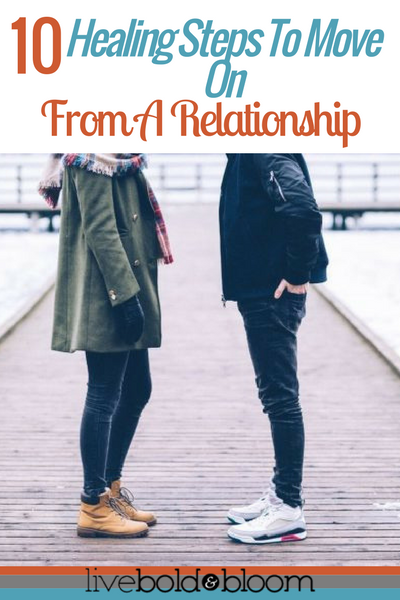 After the Relationship Con: How do I move on?