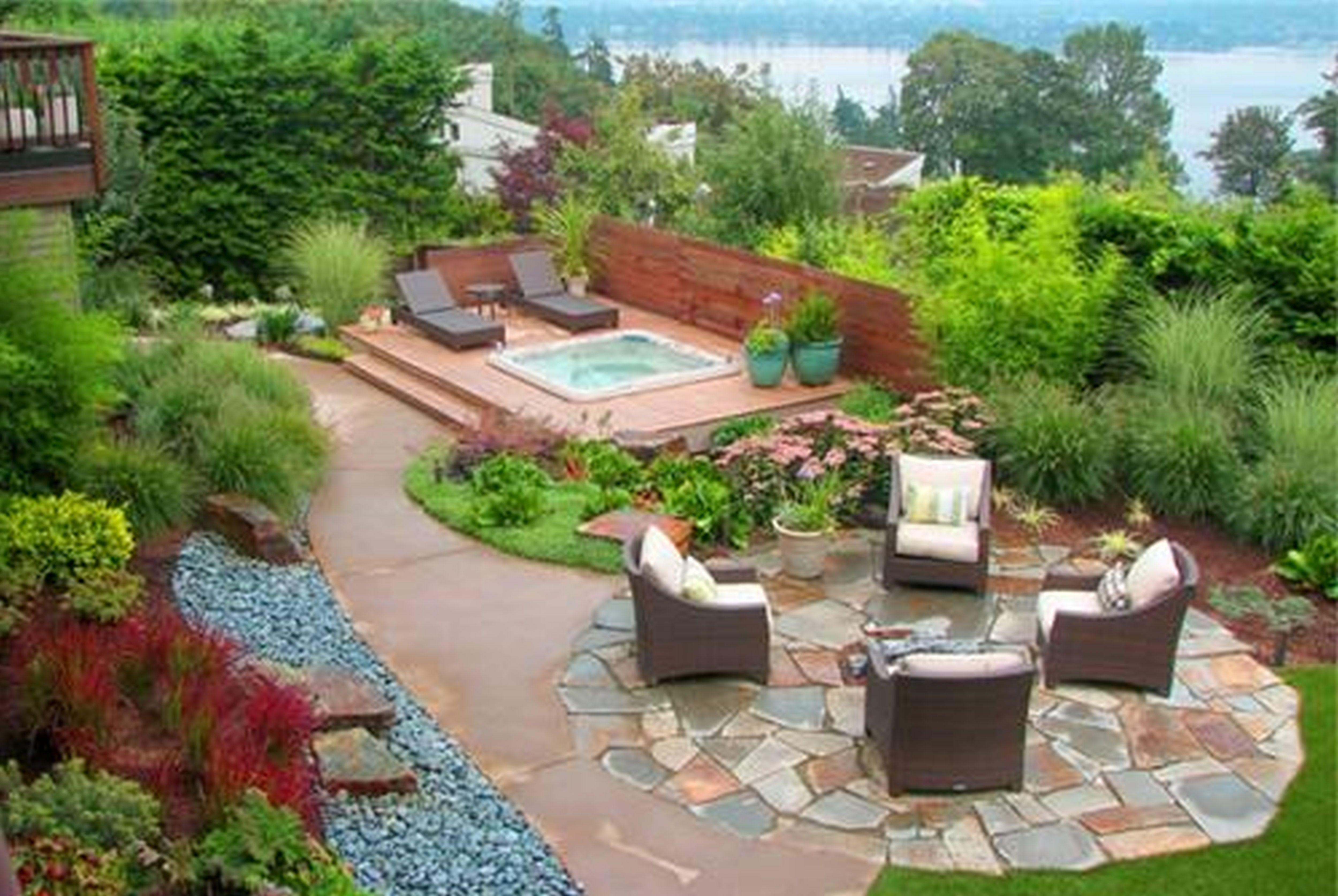 Landscape Design Ideas Pictures 24 beautiful backyard landscape design ideas 4 Precioso Jardin Jardines Pinterest