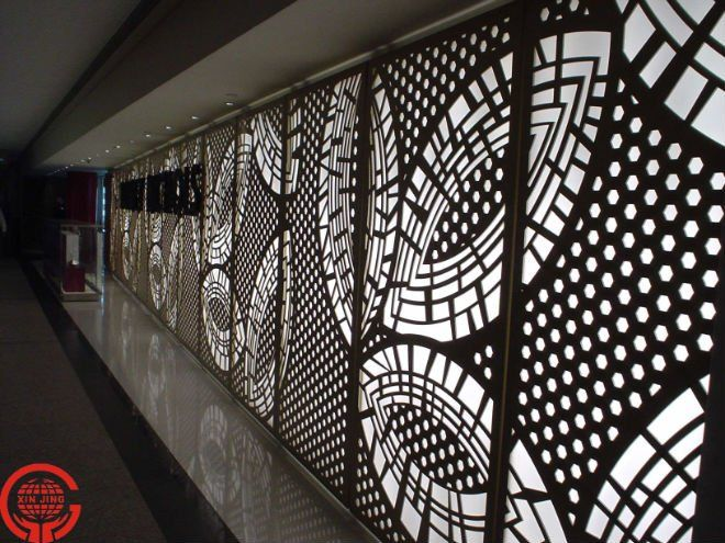 Decorative Panels For Walls perforated wall covering decoration panel - buy interior wall