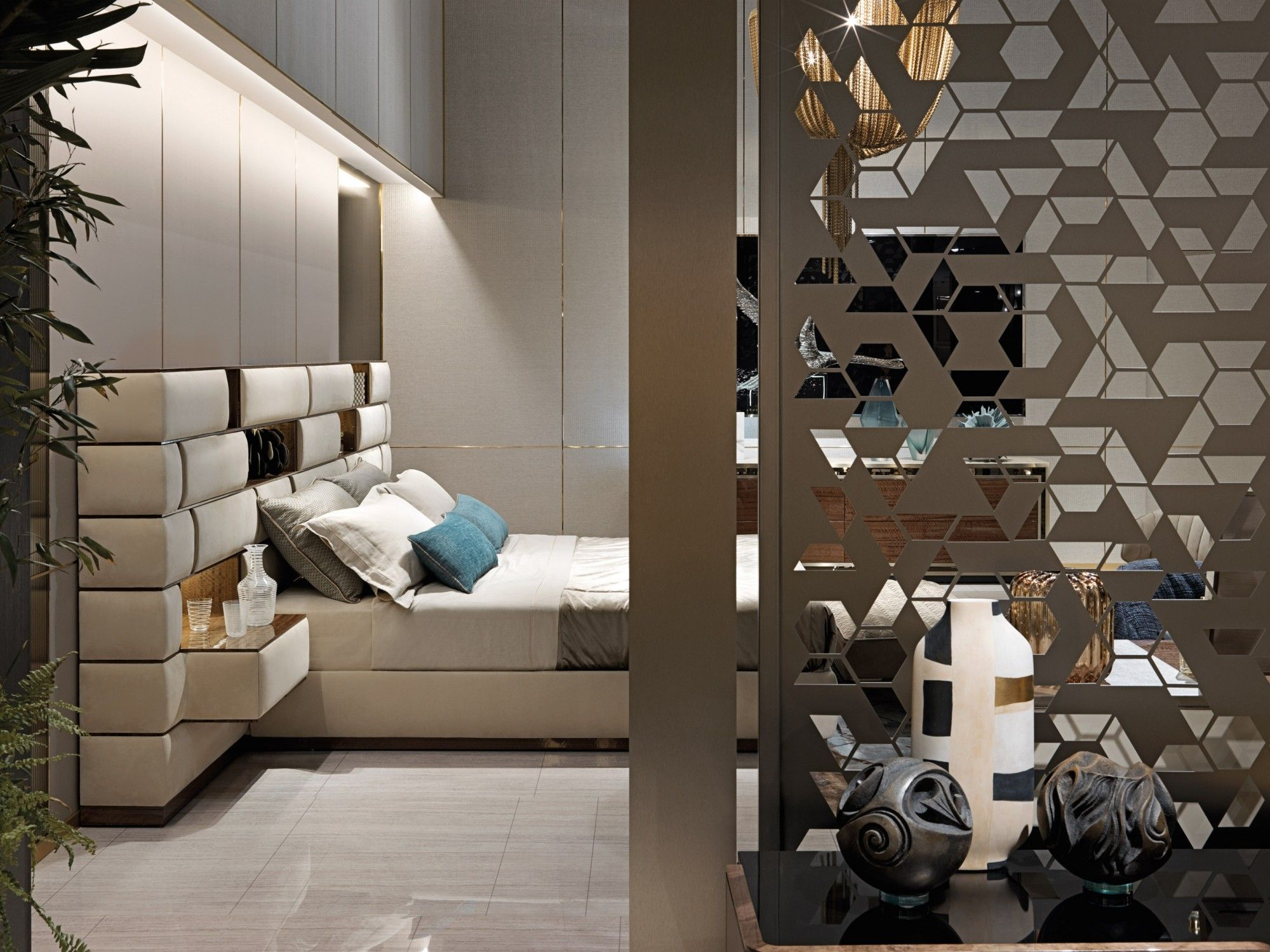 Emotion Bedroom Bed Design Bedroom Layouts Partition Design