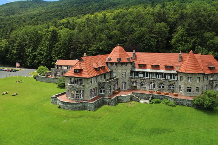 VT Bennington - Everett Mansion - now Southern Vermont College · Nursing  SchoolsVermontCollegesGilded ...