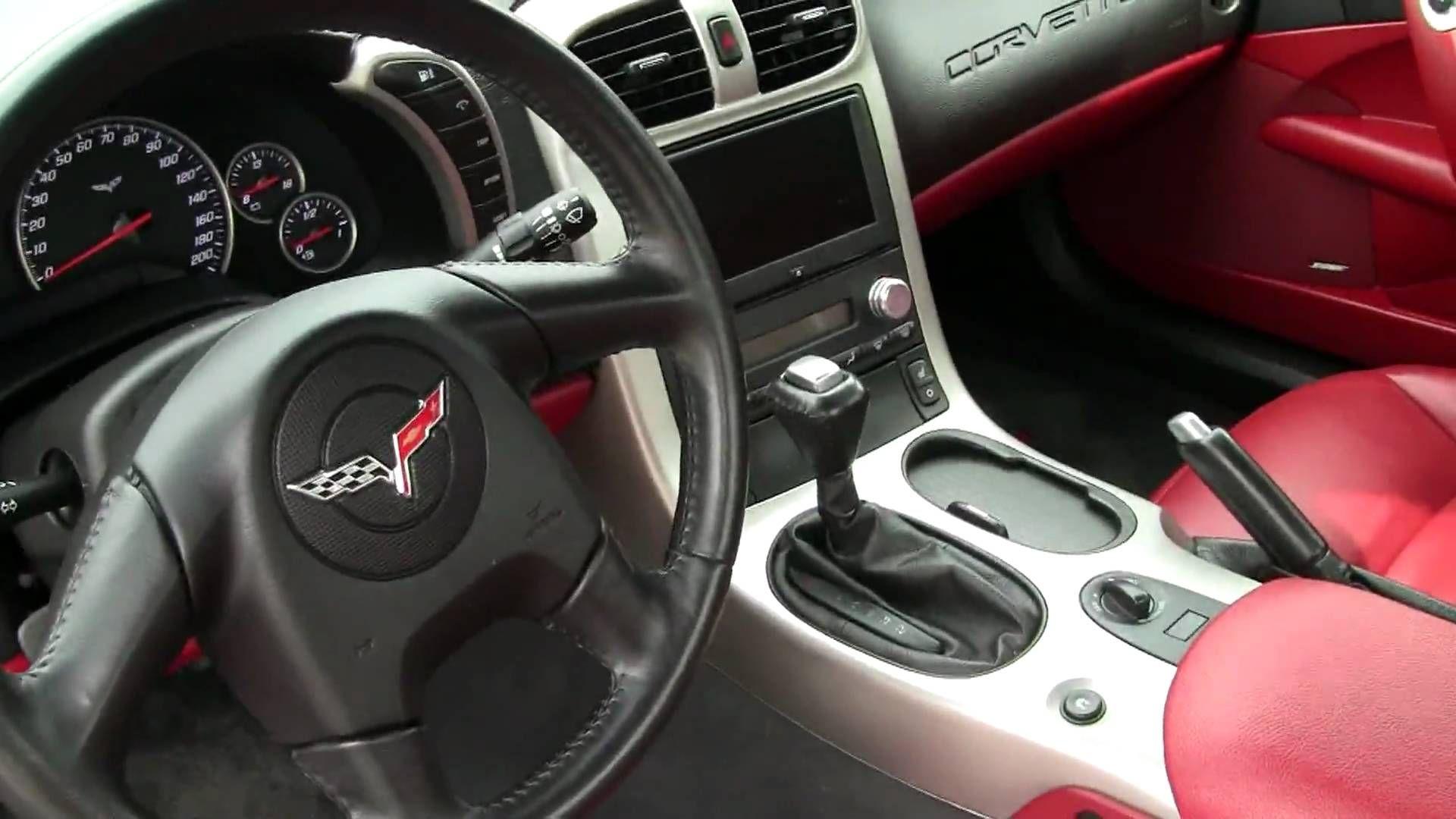 2005 C6 Chevrolet Corvette Specifications, VIN, & Options