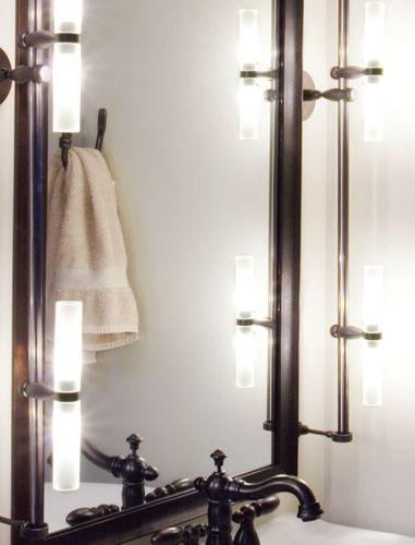 Vertical Bathroom Lights | Vertical Bath Lighting Brand Lighting Discount Lighting Call