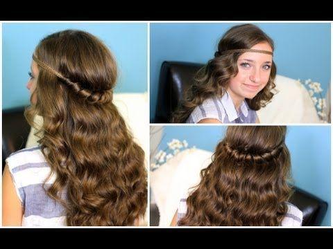 # Braids ponytail half up half down # pigtail Braids step by step #dutch Braids step by step # dutch Braids pony tail