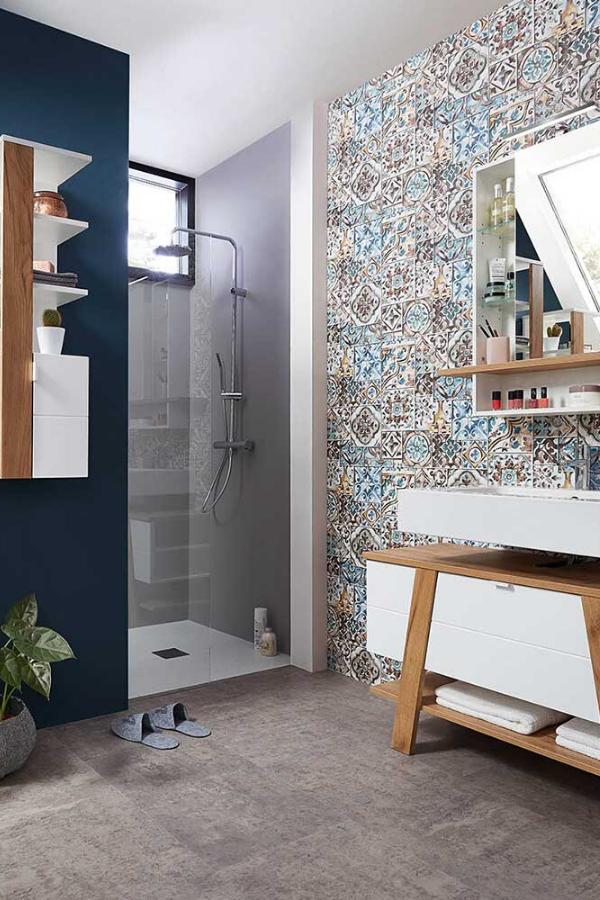 Badezimmermobelset Dahia Design Modernes Design Waschtisch Set