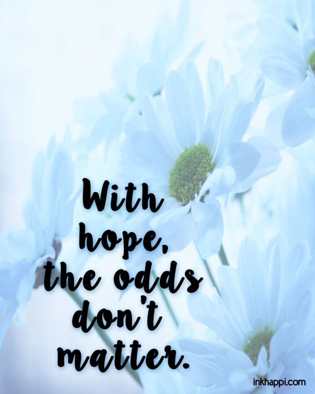 National Cancer Survivors Day And A Message Of Hope Hope