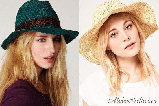 Летние шляпы 2015   Летние шляпы, Модные головные уборы ...
