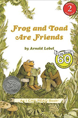 Frog And Toad Are Friends In 2021 Arnold Lobel Frog And Toad I Can Read Books