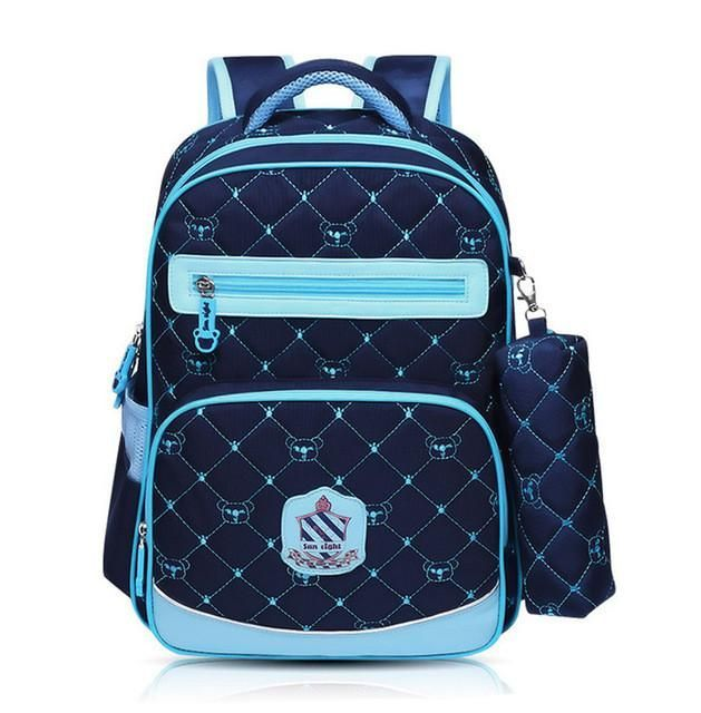Cute Girls Backpacks Kids Satchel Children School Bags For Girls ...