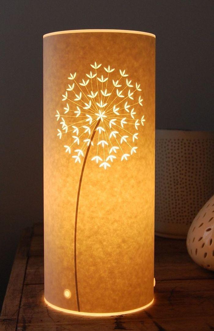 ▷ 1001 + modèles et tuto pour votre projet diy lampe de