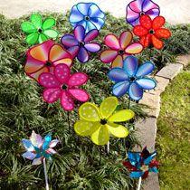Bulk Polka Dot Garden Pinwheels 21 at DollarTreecom VBS