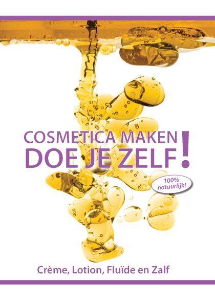 zelf cosmetica maken boek