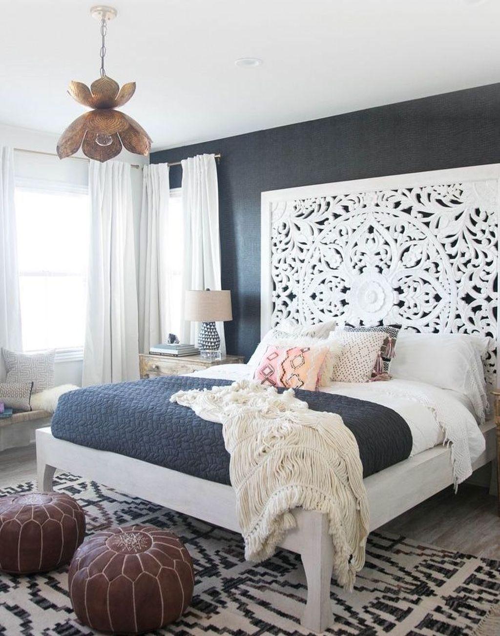 41 Beautiful Master Bedroom Makeover Design Ideas | Bedroom ...