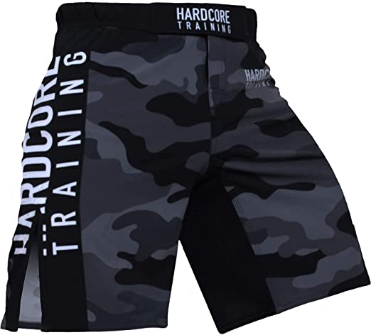 MMA Shorts BJJ Boxing Camouflage Grappling Muay Thai Kickboxing Fight
