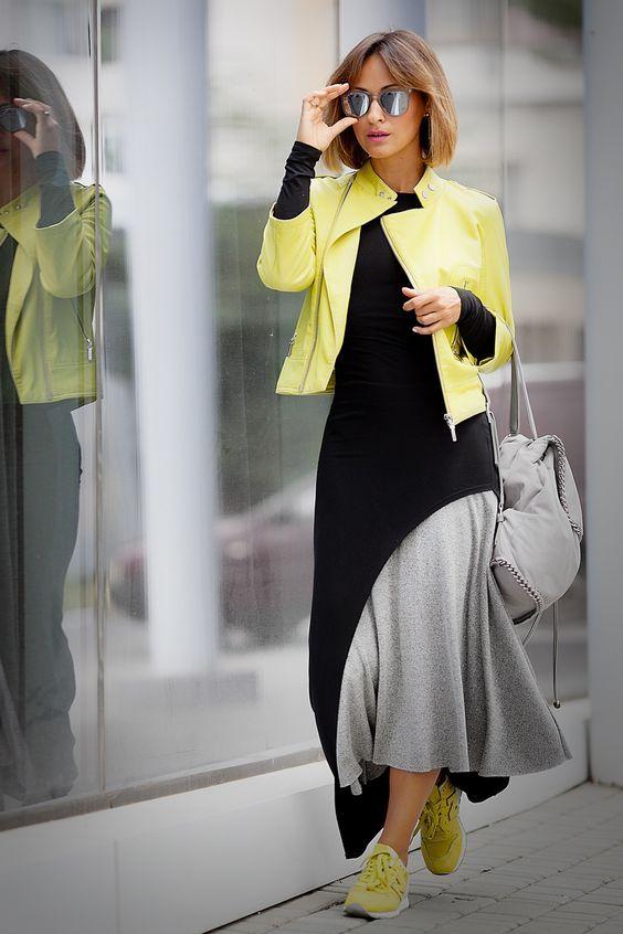 35 модных образов с кроссовками, которые подойдут каждой девушке -  StyleLine.me - информационный cc16a111a47