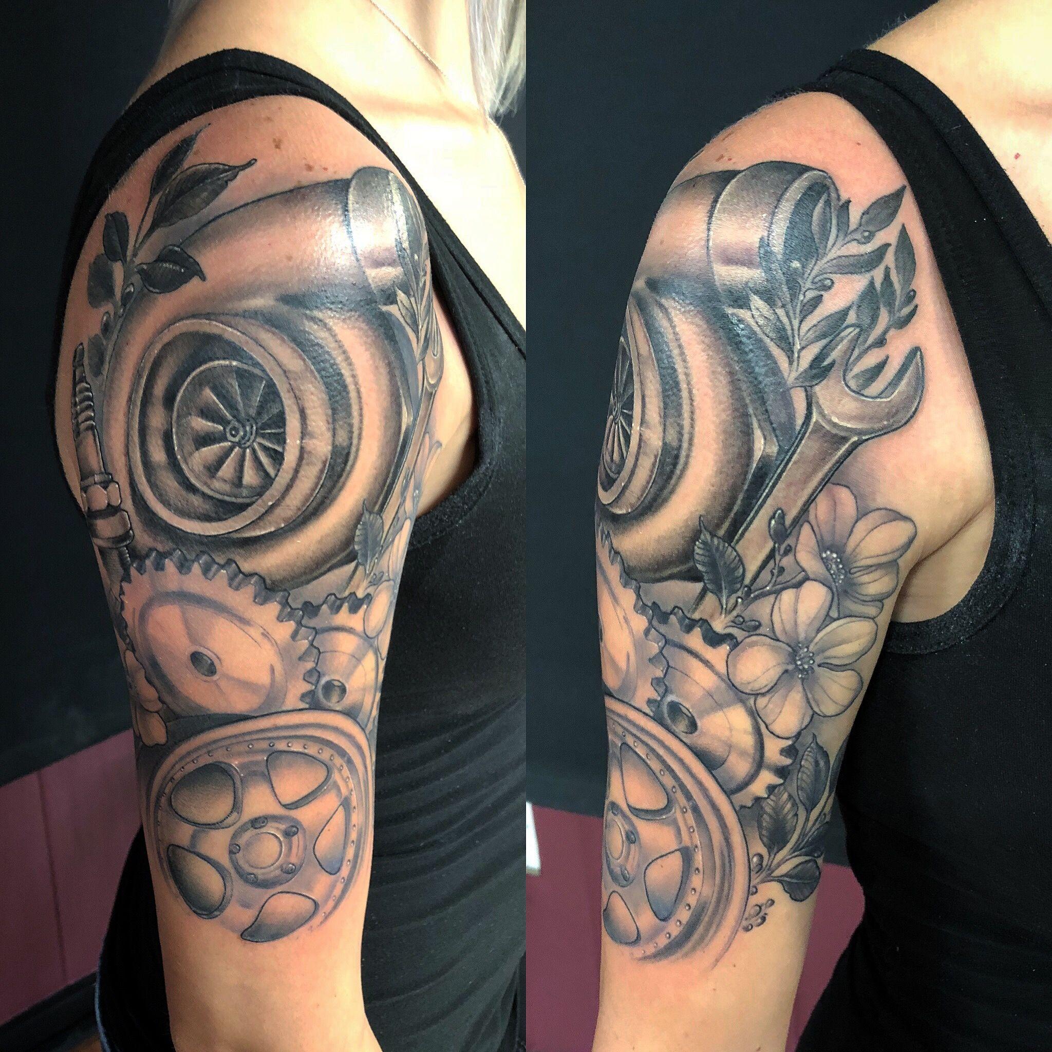 Joe hawks tattoos grey tattoo tattoo shop