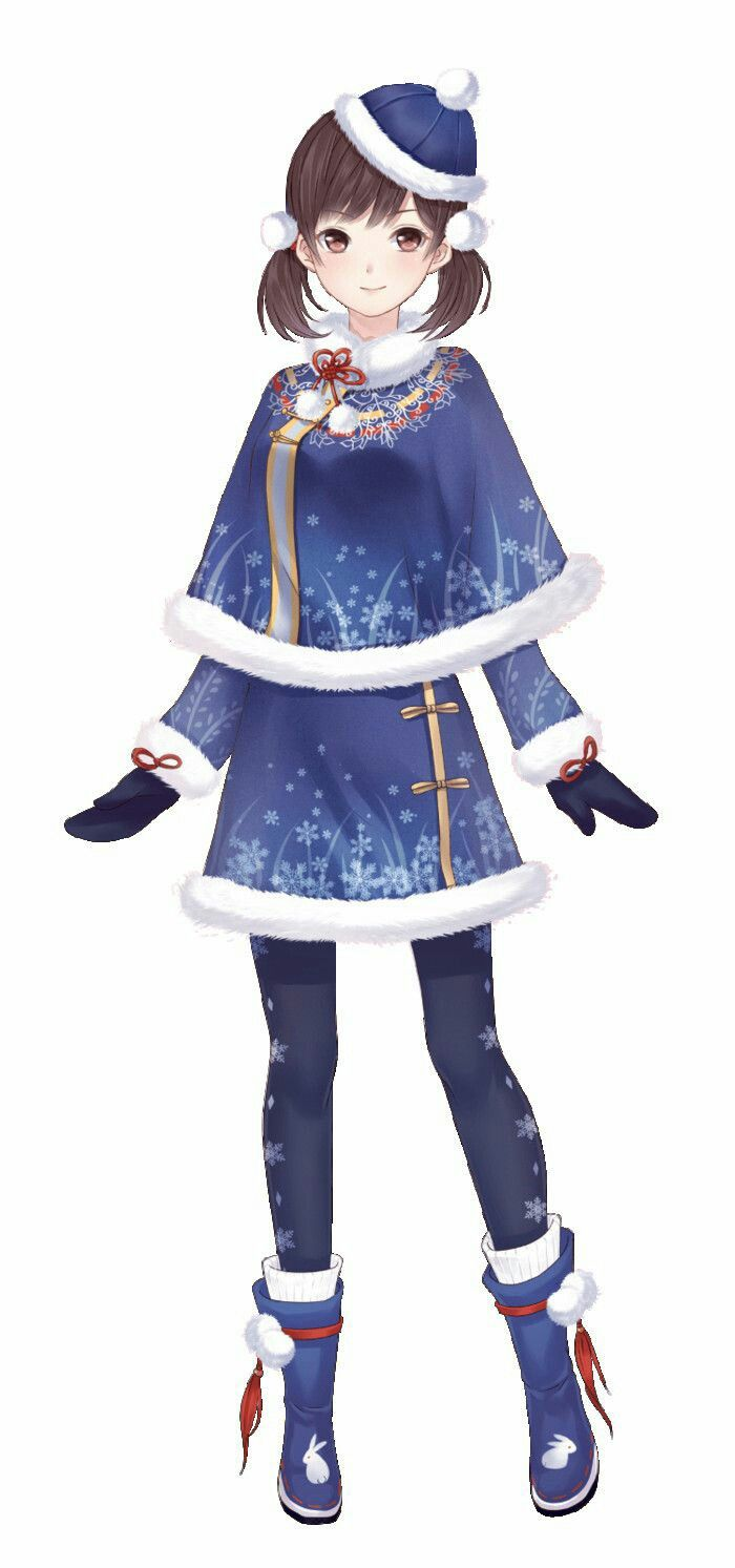 Winter  Cute winter outfits, Anime outfits, Anime inspired outfits