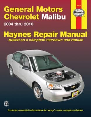 2004 2010 Chevy Malibu repair manual hh Repair