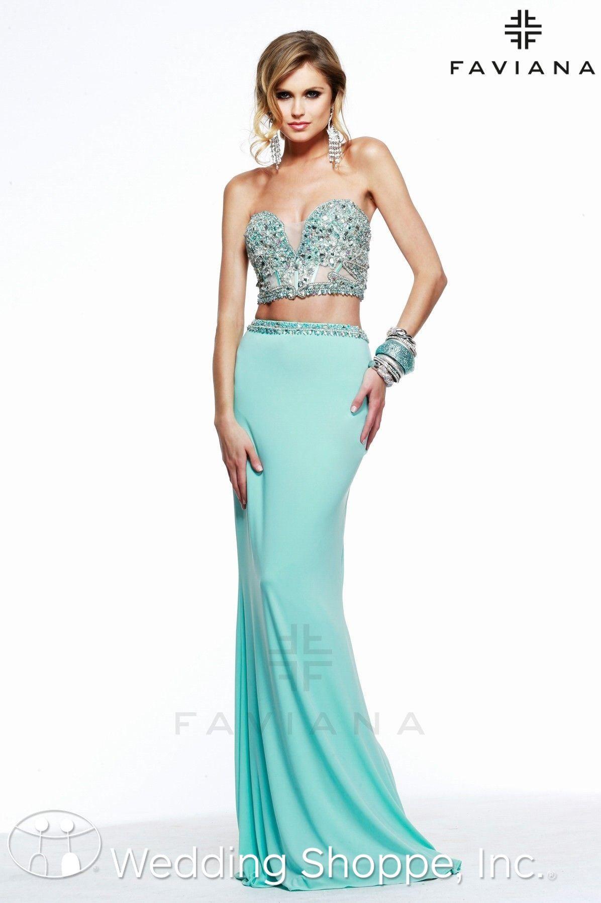 Faviana Prom Dress S7524 | Prom