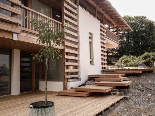 Wohnhaus Neubau Waakirchen Projekt — ZIMMEREI STOIB