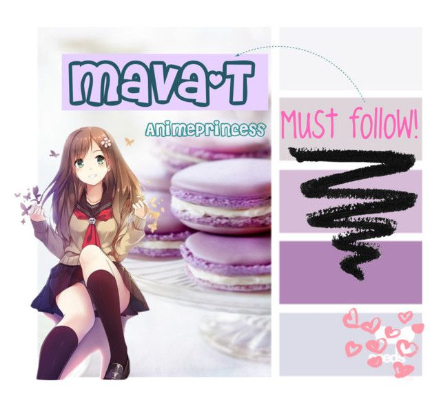 """""""{Shoutout} Must follow! Mava-T!"""" by carogamer ❤ liked on Polyvore featuring art"""