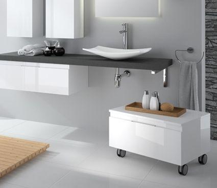 25 b sta lavabos de ba o id erna p pinterest muebles - Espejos para lavabos ...