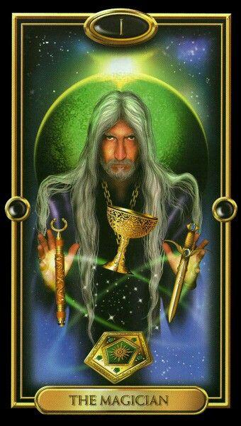 1 - le magicien