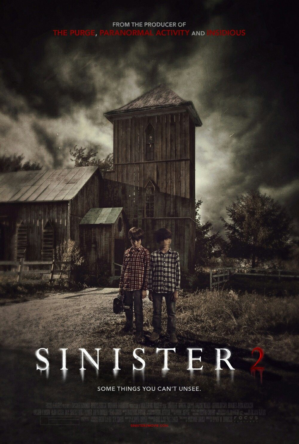 Sinister 2 Horror Movie | movies